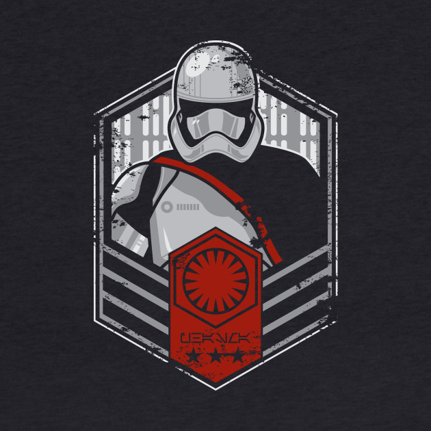 Follow Captain Phasma