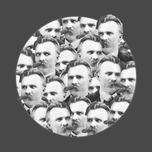 Sea of Nietzsches t-shirts