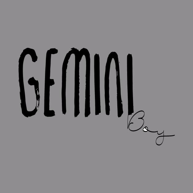 Gemini boy
