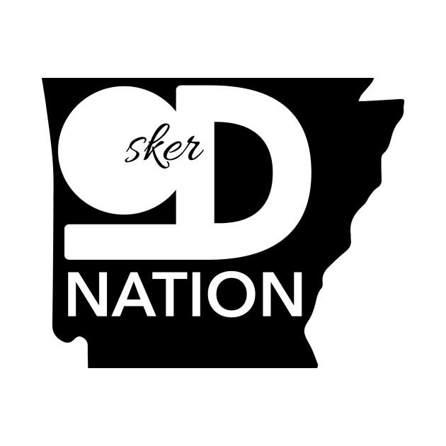 Osker D Nation Arkansas Variant