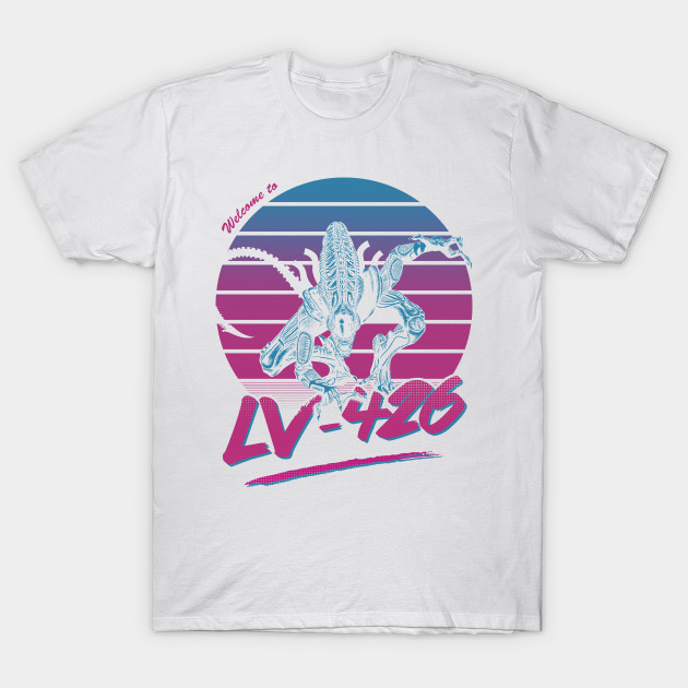 Welcome to LV-426 T-Shirt-TOZ