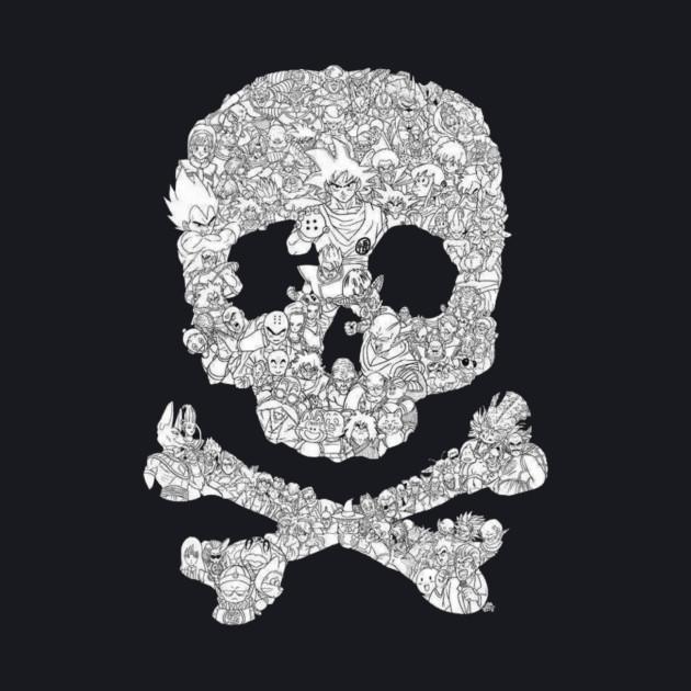 Dbz Skull