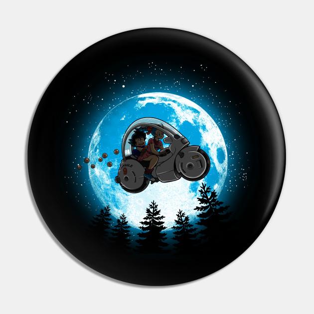 Moon biker