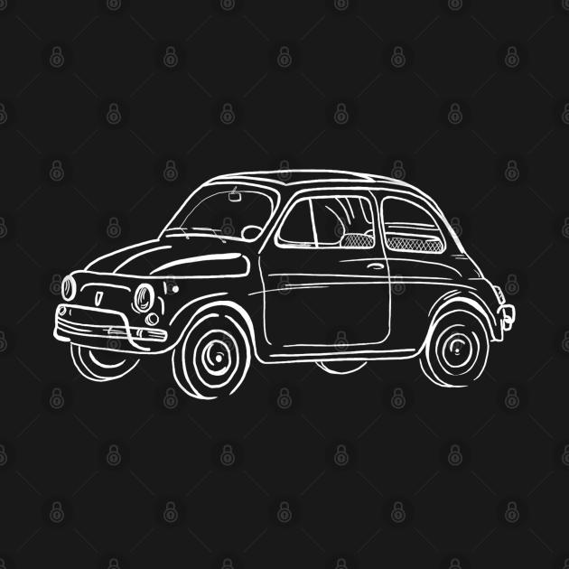 Fiat 500 Classic car