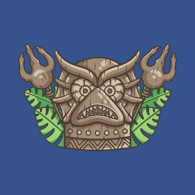 Mer-Man Tiki