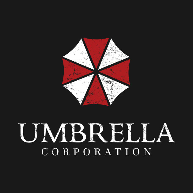 Umbrella Corporation - Resident Evil - T-Shirt | TeePublic