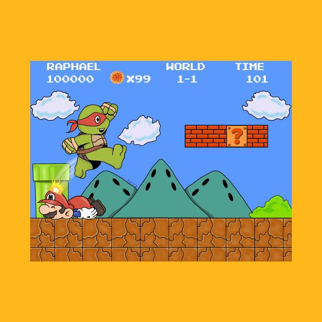 Turtle Vs Plumber