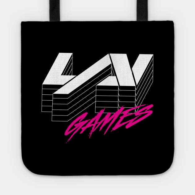 LAI Games Retro Logo