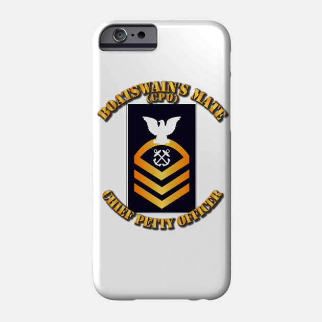 Navy - CPO - Blue - Gold with Txt