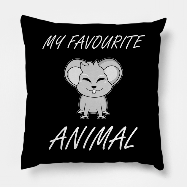 Favourite Animal Mouse