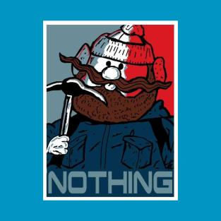 Yukon poster t-shirts