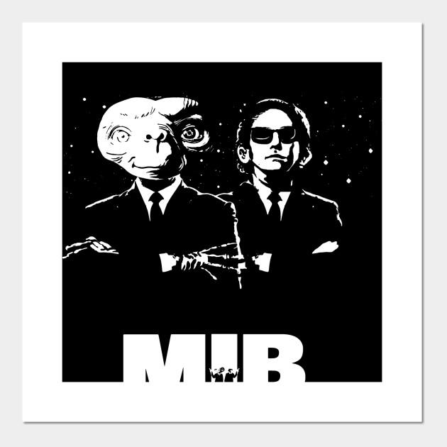 Et Vs Mib Men In Black We Rewrite The Roles Mashup