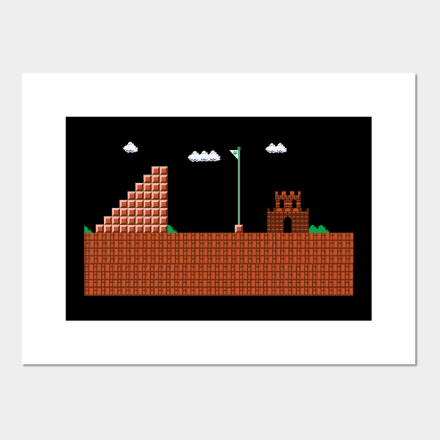 retro video game
