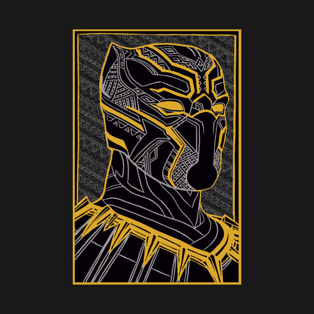 The King Of Wakanda - Black Panther