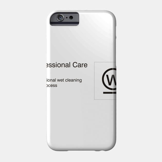 Limited Edition Exclusive Care Symbols Professional Care Wet