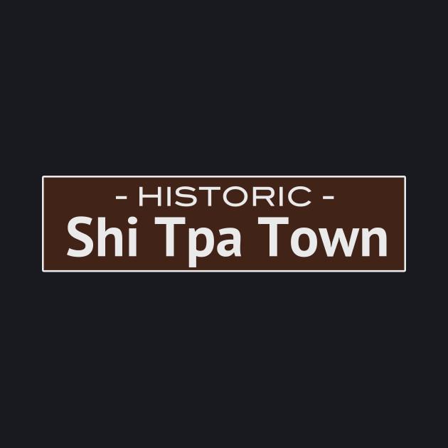 Historic Shi Tpa Town