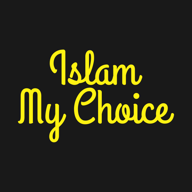 Islam My Choice