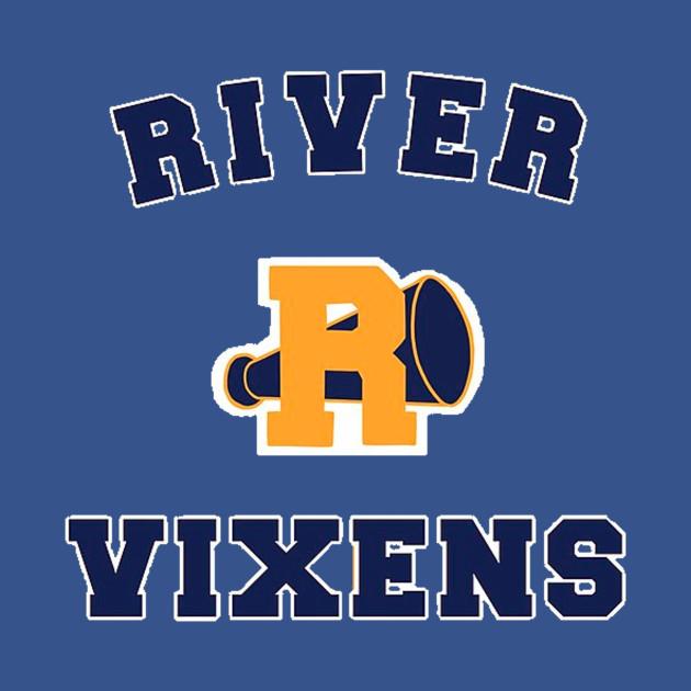 River Vixens R Logo Costume Riverdale Mug Teepublic