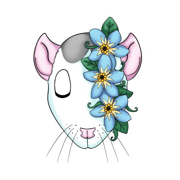 Flower Rat