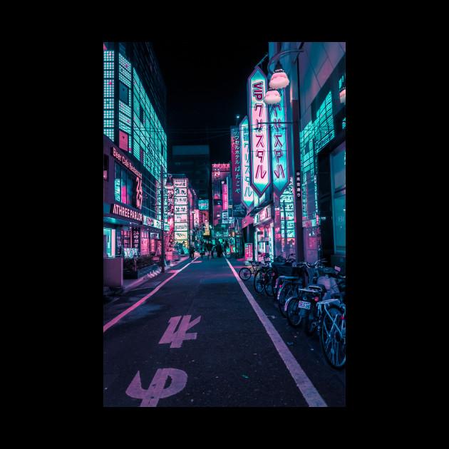 A Neon Wonderland Called Tokyo