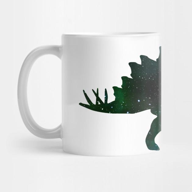 Galaxy dinosaur by artan