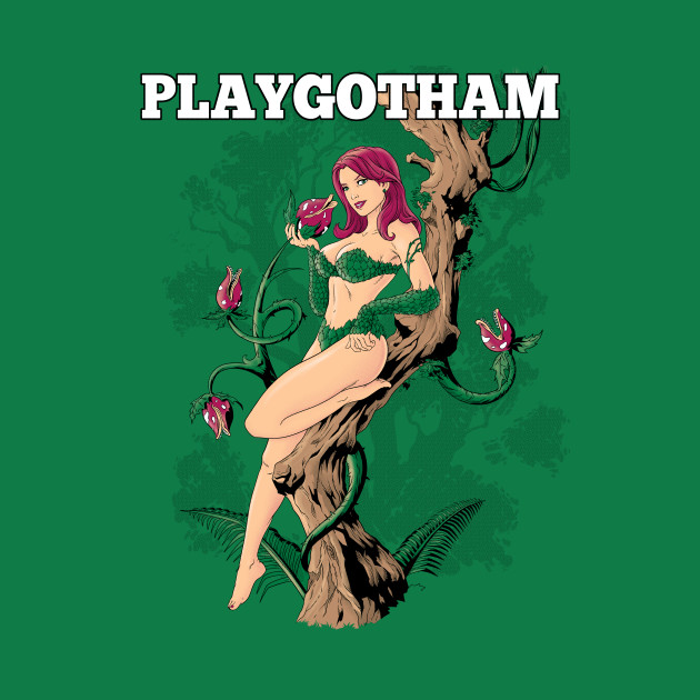 Playgotham - Spring (By Saqman and Legendary Phoenix)