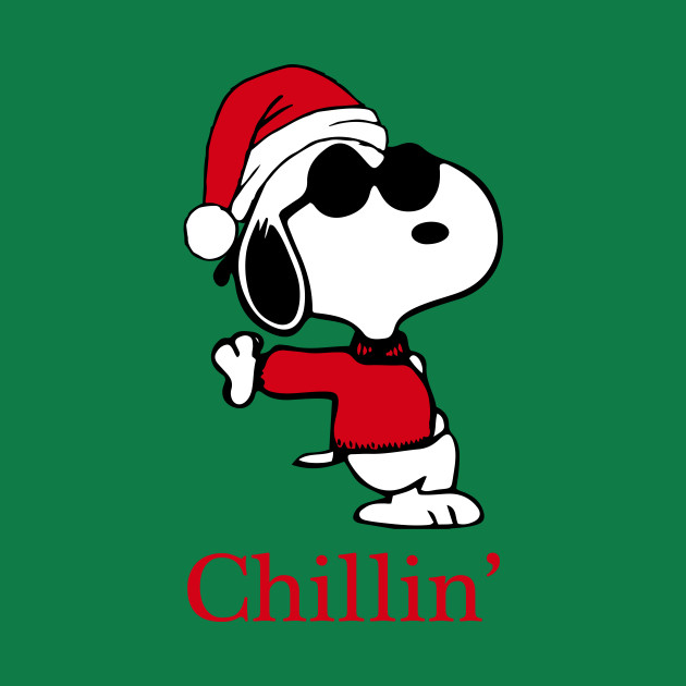 2015448 1 - Christmas Snoopy