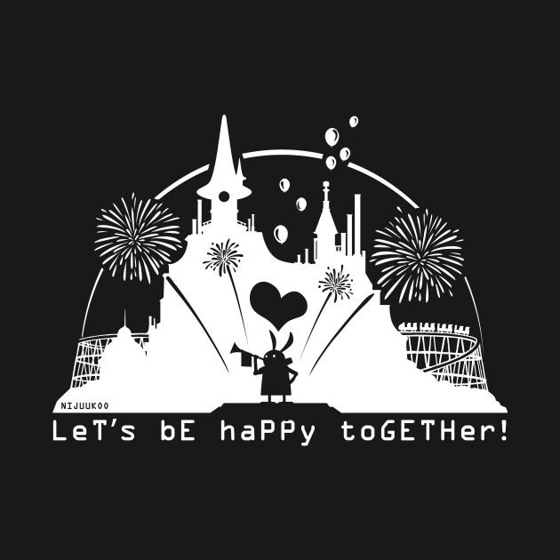 Nier - Happiest Place On Earth (Dark)