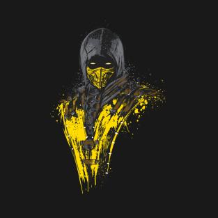Mortal Fire t-shirts