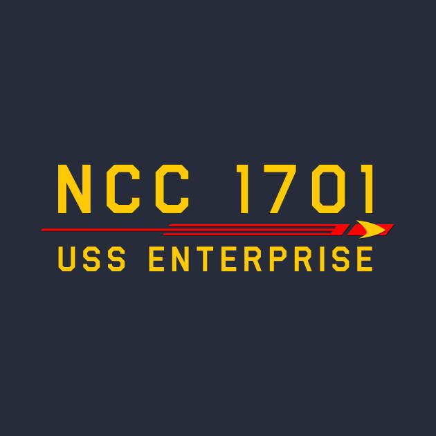 Crew Shirt for TOS Enterprise - Dark