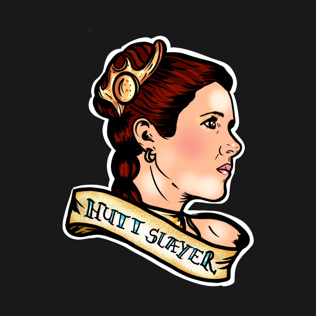 Leia Hutt Slayer