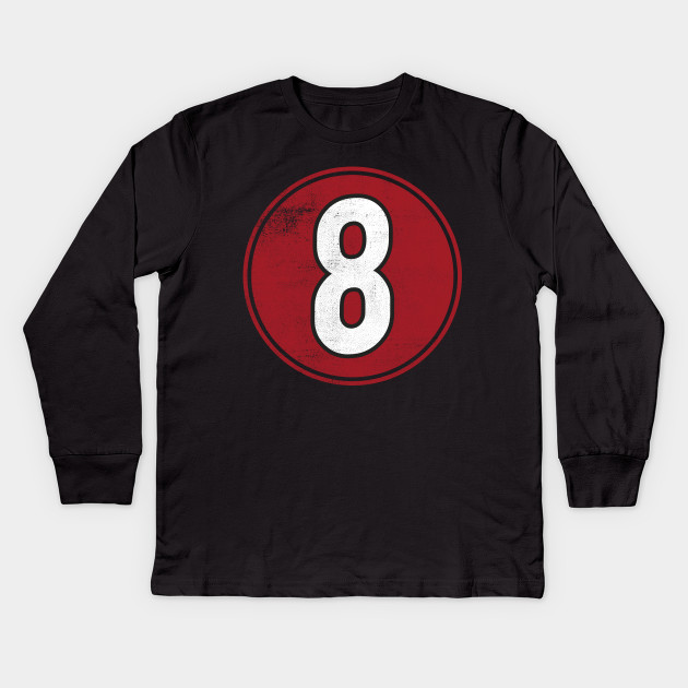 Number Eight 8