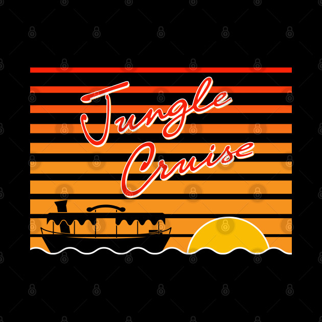 Jungle Cruise Cheesy Souvenir shirt