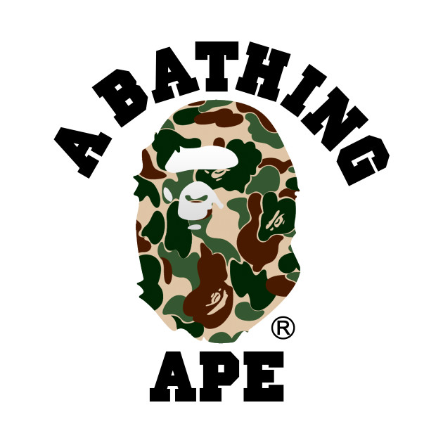 Resultado de imagen para a bathing ape logo