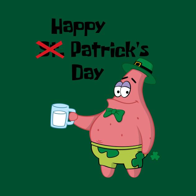 It's Patrick's Day