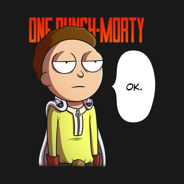 One Punch Morty