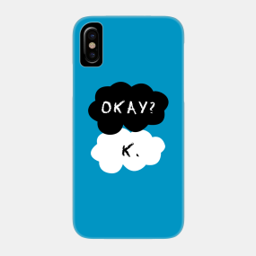 The Fault In Our Stars Quotes Phone Cases Iphone And Android