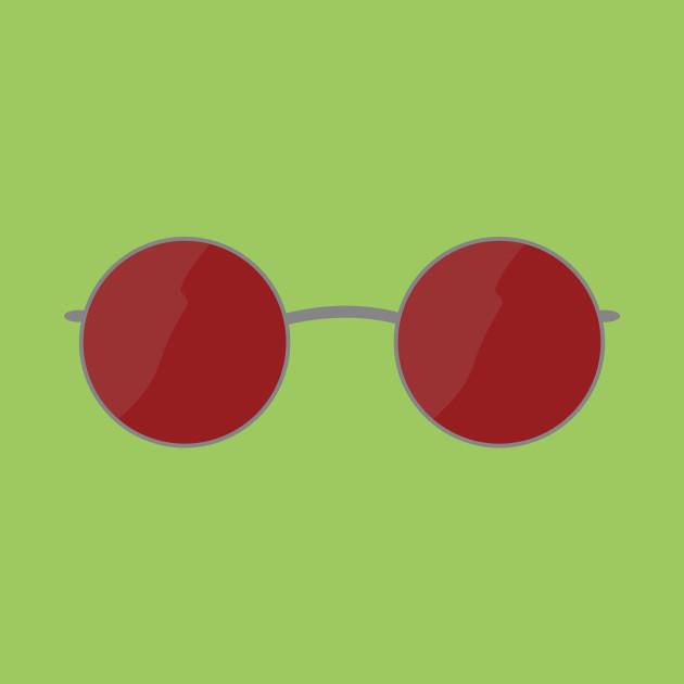 3d4954a99f65 Matt Murdock Glasses - Daredevil - Tank Top