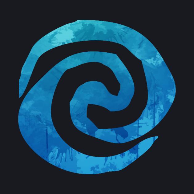 Swirl Inspired Silhouette