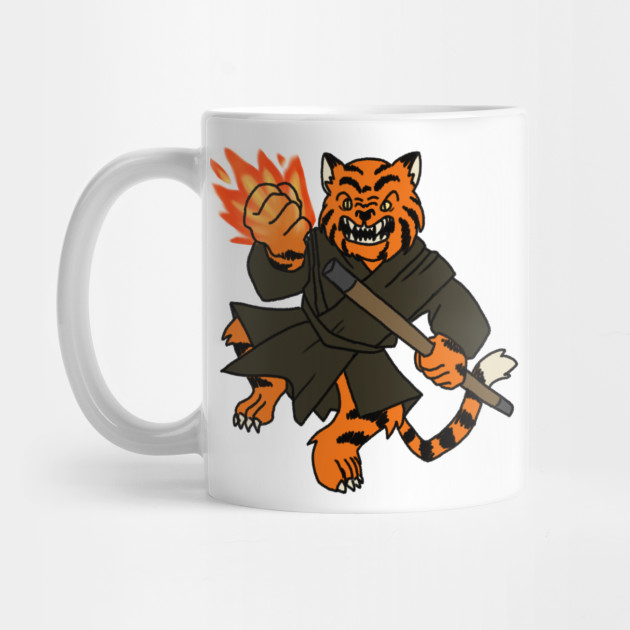 Tabaxi Monk Tabaxi Mug Teepublic The tabaxi's free skills help to further pad the bard's already dexterity is a good basis for a monk, and the monk's speed increase applies to the tabaxi's climb speed, making you an excellent climber. tabaxi monk by nathanbenich
