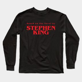 fd8cef7c5 Stephen King Long Sleeve T-Shirts | TeePublic
