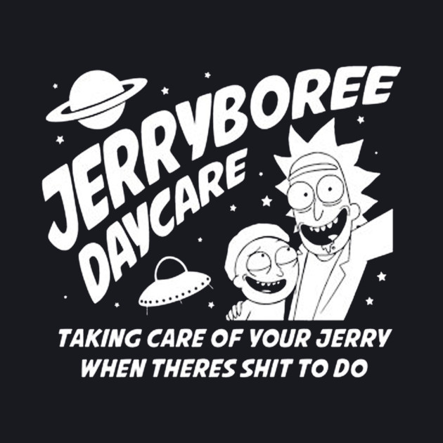 Rick and Morty Inspired Jerryboree