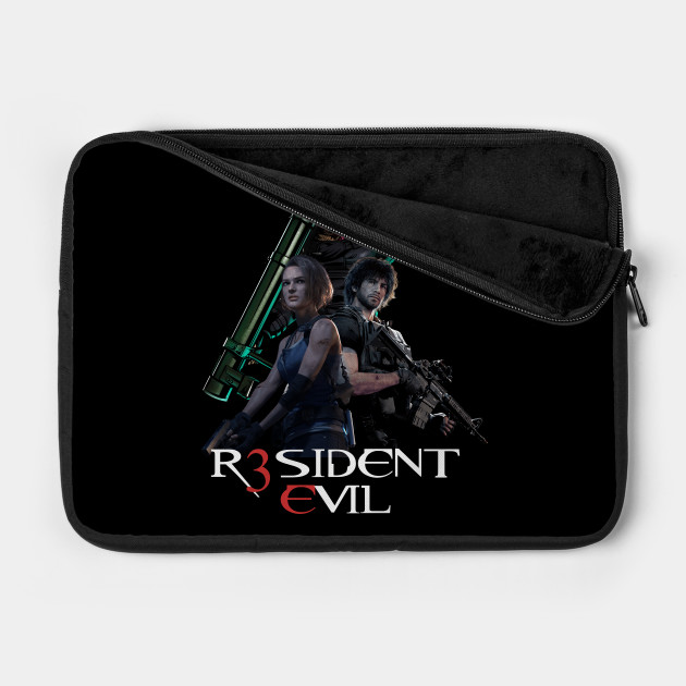 Resident Evil 3 Nemesis Jill Valentine Carlos Oliveira Resident