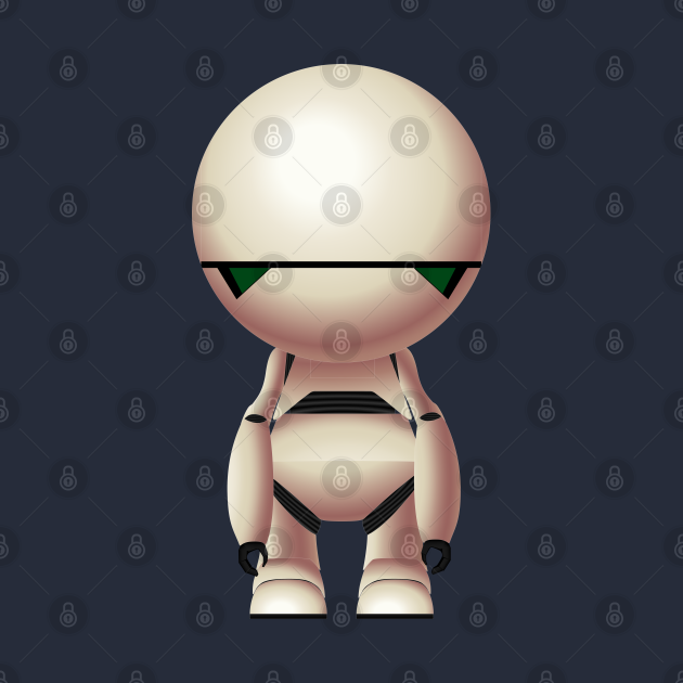 Marvin The Paranoïd Android