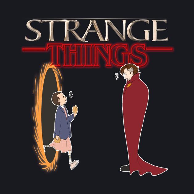 Doctor Strange x Stranger Things