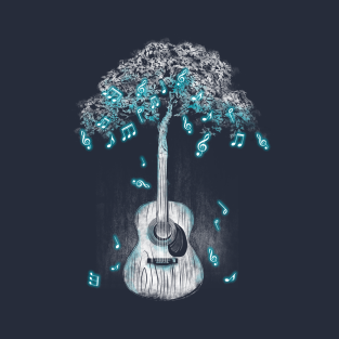 Sound of Nature t-shirts