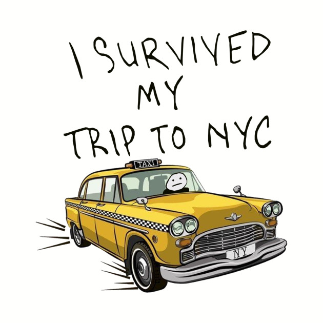 i survived my trip to nyc