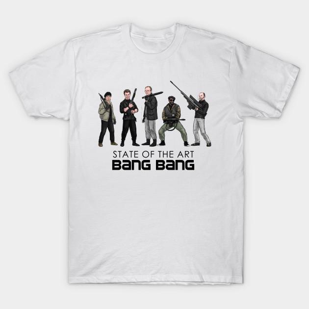 Gang Adult Ringer T Clarence Shirt