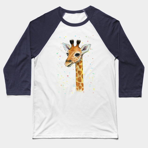 Giraffe Baby with Hearts