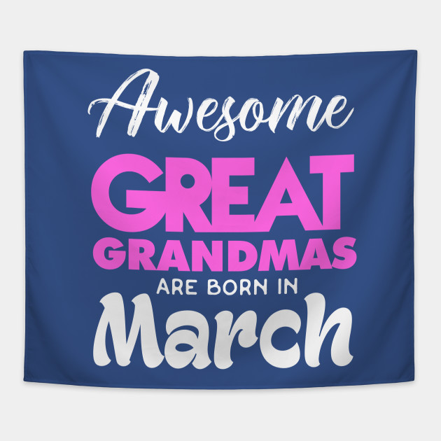 Best Great Grandma Gifts Tapestry